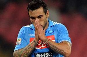 Lavezzi: I played video games with mafia members while at Napoli