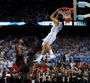 North Carolina beats rival NC State 76-65