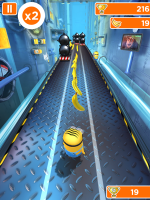 despicable me iphone ipad