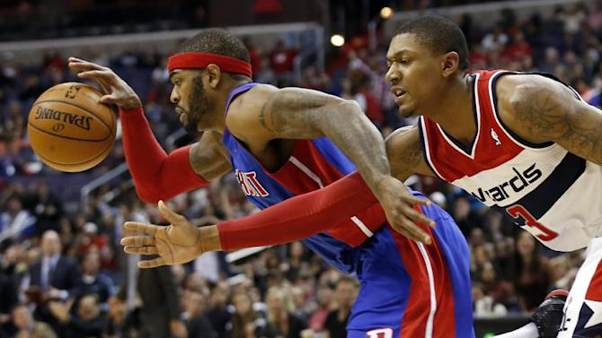 New-look Pistons still a perplexing bunch