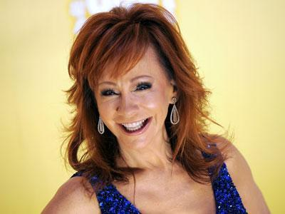 Reba McEntire glad election is over