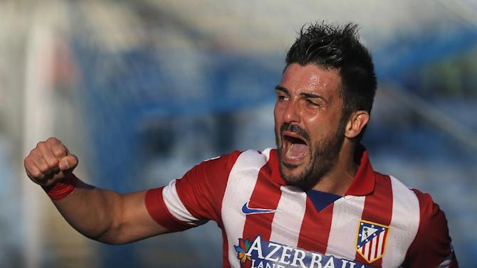 David Villa signs 3-year deal with NYC of MLS