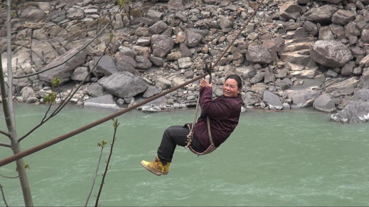 The Last Generation of China's Zipliners