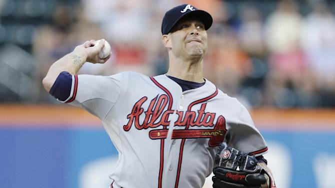 Giants reach deal with Tim Hudson