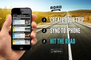Roadtrippers Launches Companion iPhone App for the Perfect Thanksgiving Road Trip