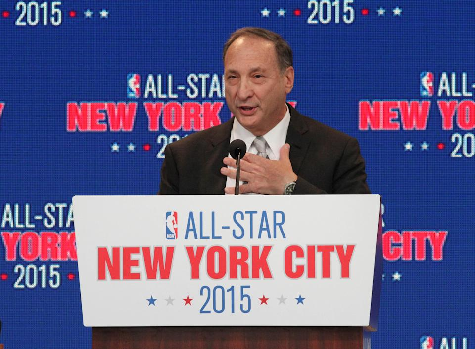Knicks, Nets share NBA All-Star weekend in 2015