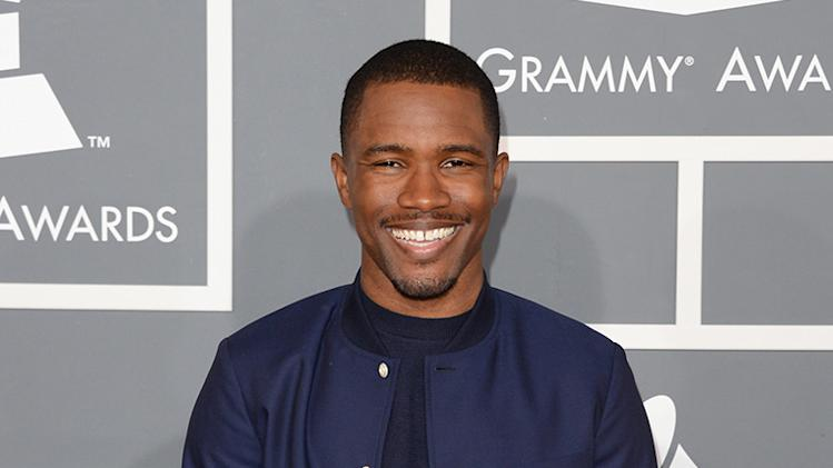 The 55th Annual GRAMMY Awards - Arrivals: Frank Ocean