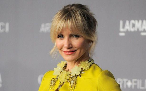 Cameron Diaz Likes Robert Pattinson