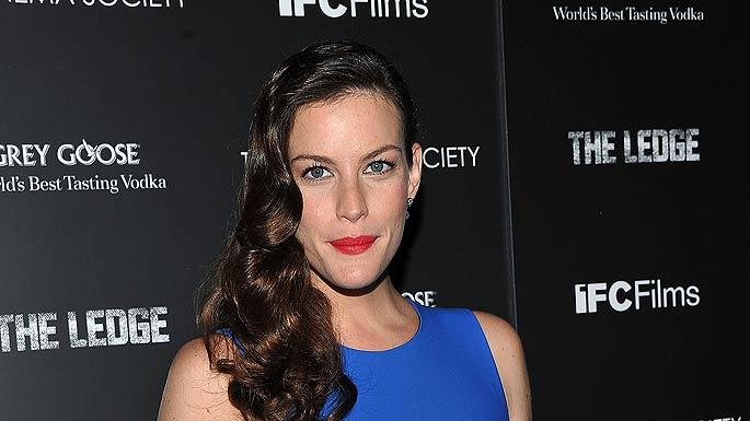 Liv Tyler The Ledge Pr