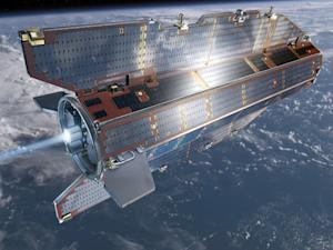 Countdown on for Satellite to Crash to Earth
