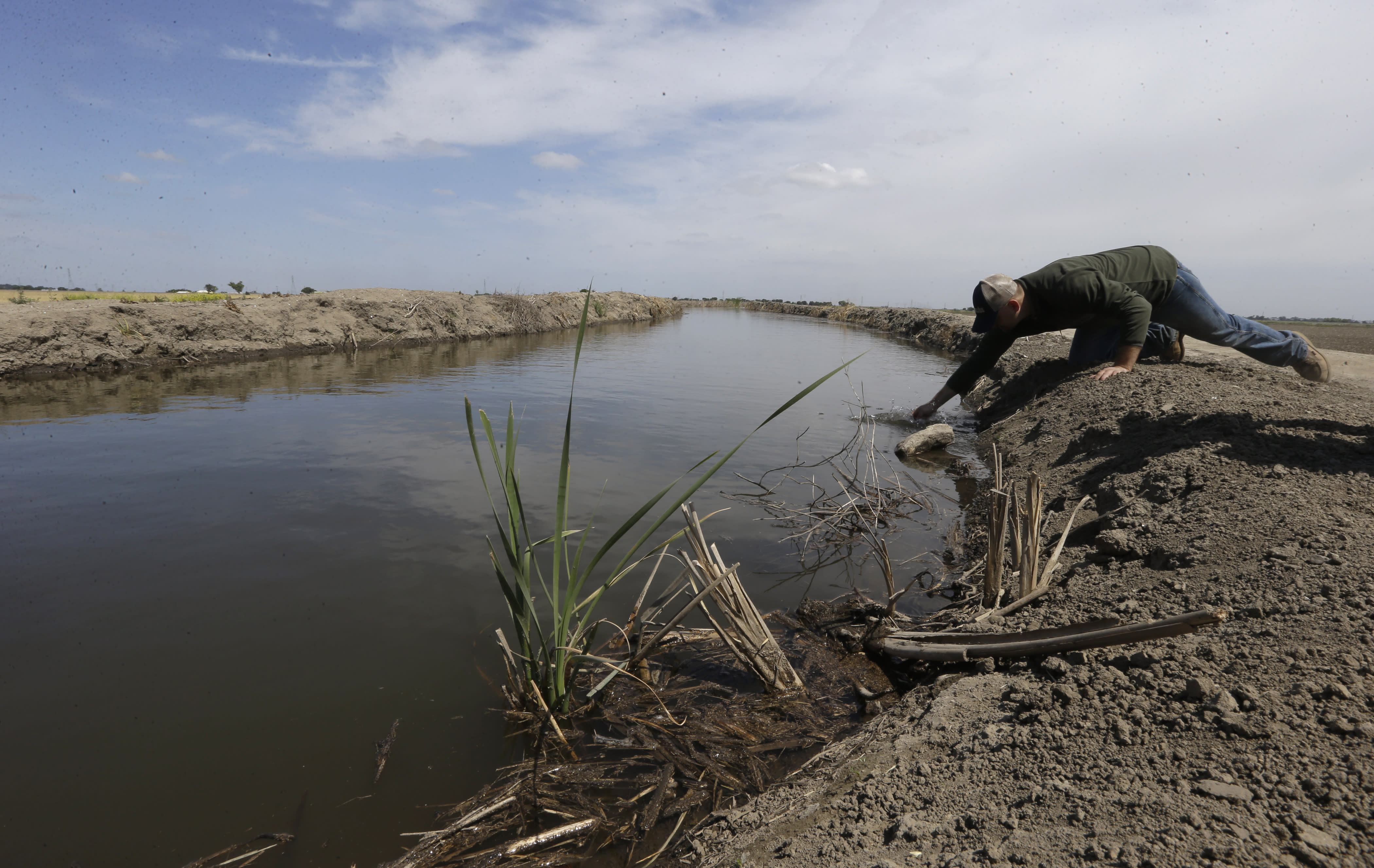 California to order end to pumping from San Joaquin River