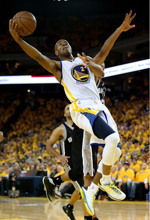 San Antonio Spurs v Golden State Warriors - Game Six