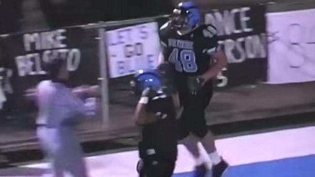 Rob Gronkowski High School Football Highlights