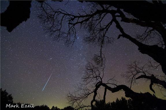 Videos Capture Amazing Geminid Meteor Shower