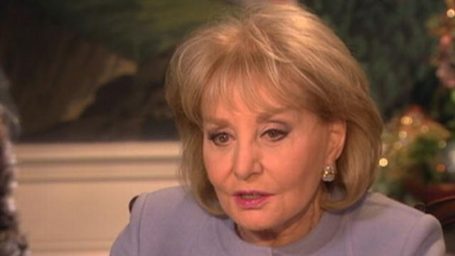 Barbara Walters' Chicken Pox Diagnosis
