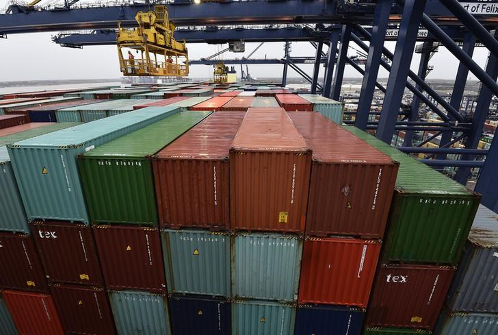Trade poses biggest drag on UK growth on record