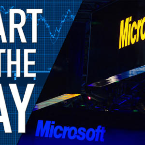 Microsoft Stock Boosted by Dividend Potential: Chart of the Day
