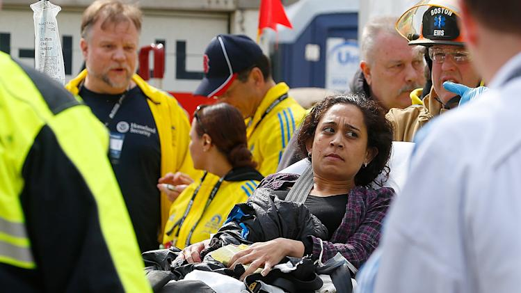 Multiple People Injured After Explosions Near Finish Line at Boston Marathon