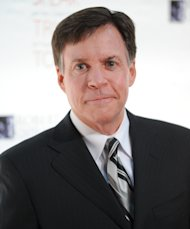 FILE - This Nov. 17, 2010 file photo shows sports commentator Bob Costas at the Robert F. Kennedy Center for Justice and Human Rights 2010 Ripple of Hope Awards Dinner at Pier Sixty in New York. Costas&#39; Sunday Night Football halftime commentary supporting gun control sparked a Fox News Channel debate Monday, Dec. 3, 2012, on whether NBC should fire him. The NBC sportscaster, who frequently delivers commentary at halftime of the weekly NFL showcase, addressed the weekend&#39;s murder-suicide involving Kansas City Chiefs linebacker Jovan Belcher. (AP Photo/Evan Agostini, file)