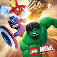 Game Superhero Plastik ala LEGO