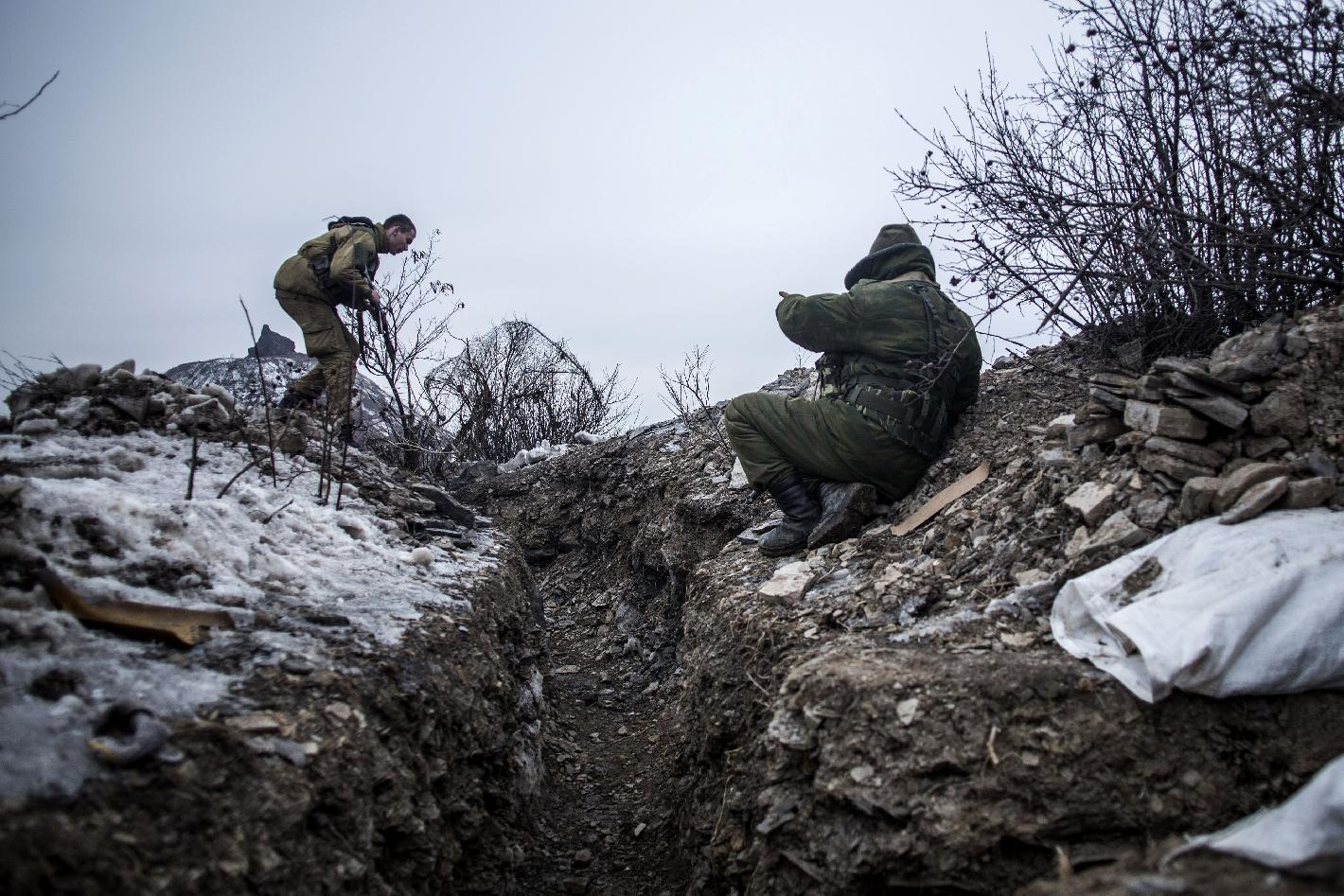 US warns cost of Russian actions in Ukraine will 'rise'
