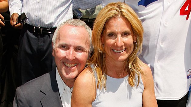 Jamie McCourt Claims Foul Pitch in $131M Divorce (ABC News)