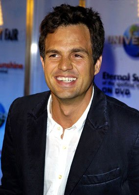Mark Ruffalo Eternal Sunshine of The Spotless Mind DVD Release Party - 9/23/04