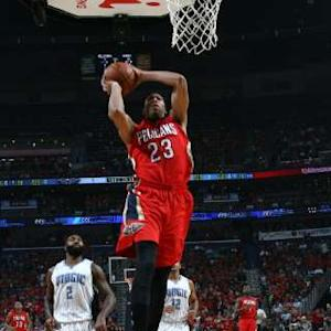 Steal of the Night - Anthony Davis