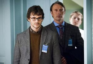 Hugh Dancy, Mads Mikkelsen | Photo Credits: Brooke Palmer/NBC