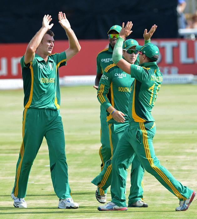 South Africa v New Zealand - 3rd ODI