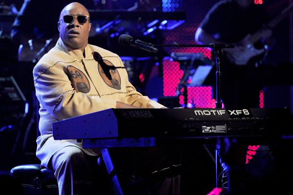 Stevie Wonder to Boycott Florida After Zimmerman Verdict