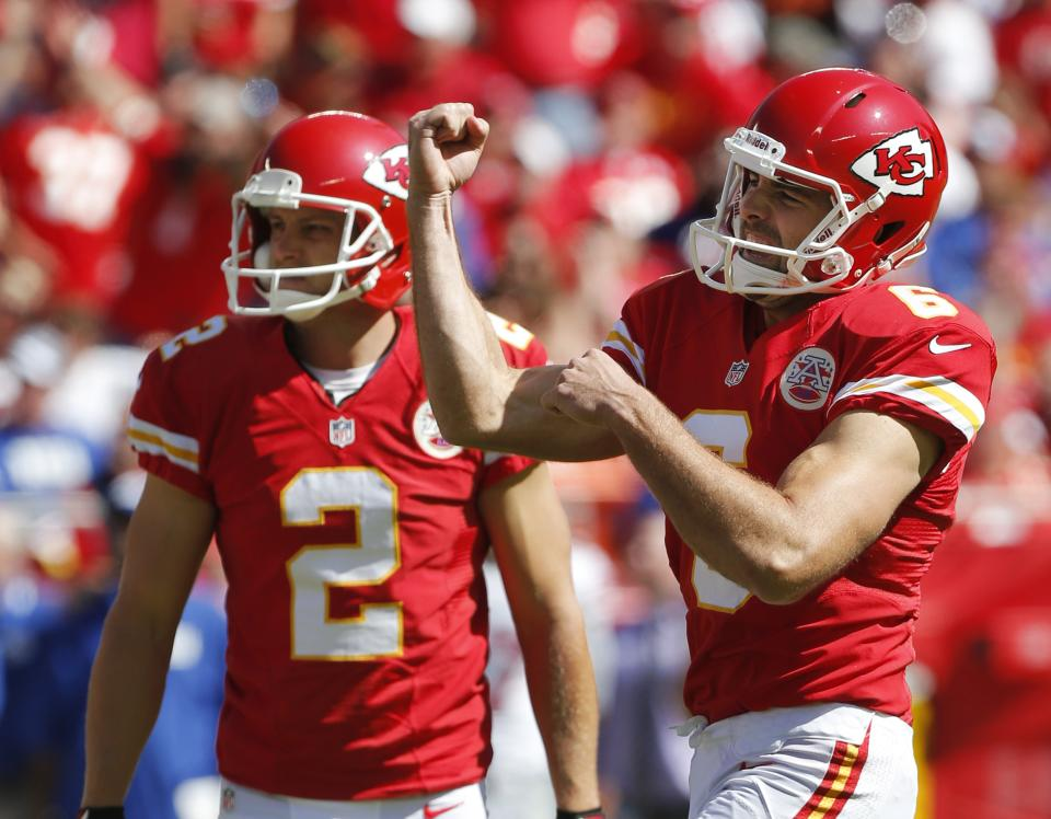 5 things to know from Chiefs' 31-7 rout of Giants