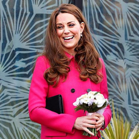 "Kate Middleton Is ""In Good Spirits"" Ahead of Royal Baby Birth: Details"