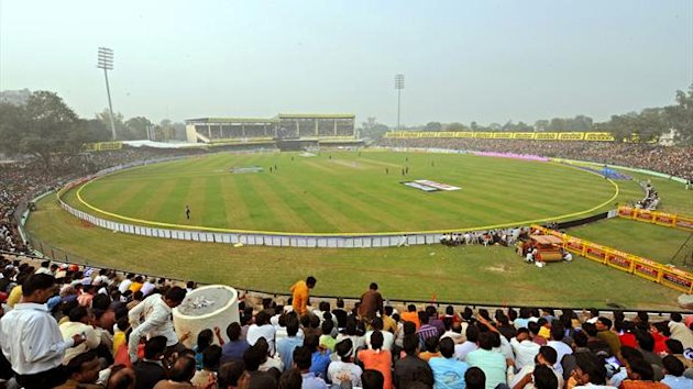 Green Park Stadium was originally scheduled to host the third Test between India and Australia