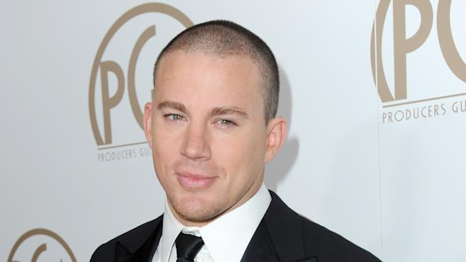 Channing Tatum arrives at the 24th Annual Producers Guild (PGA) Awards at the Beverly Hilton Hotel on Saturday Jan. 26, 2013, in Beverly Hills, Calif. (Photo by Jordan Strauss/Invision for The Producers Guild/AP Images)