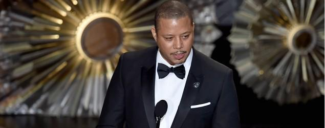 Why Terrence Howard acted weird at the Oscars