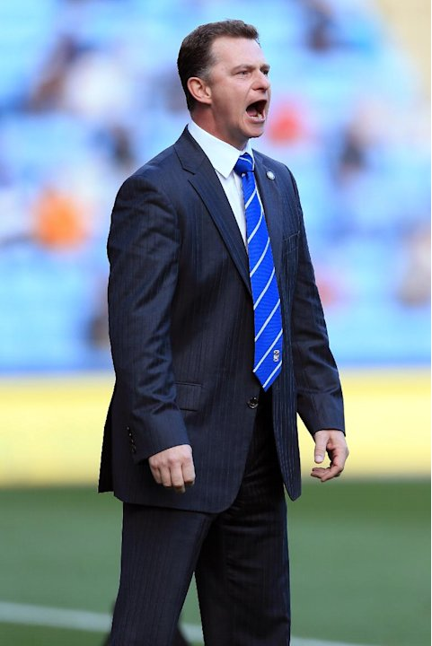Mark Robins enjoyed a winning start to his reign as Coventry manager