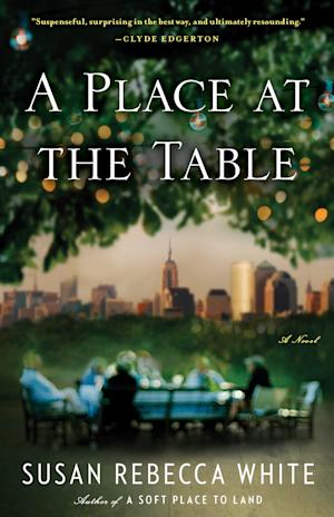 """This book cover image released by Touchstone shows """"A Place at the Table,"""" by Susan Rebecca White. (AP Photo/Touchstone)"""