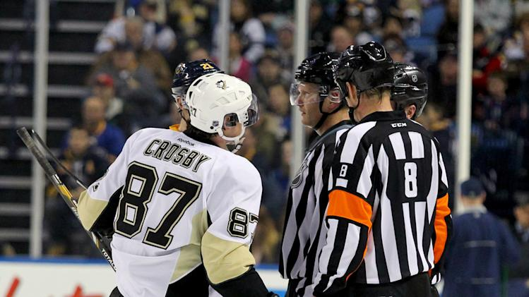 NHL: Pittsburgh Penguins at Buffalo Sabres