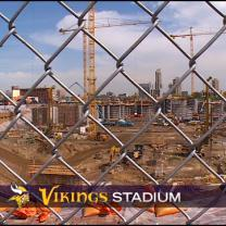 New Vikings Stadium On Track For 2016 Opening