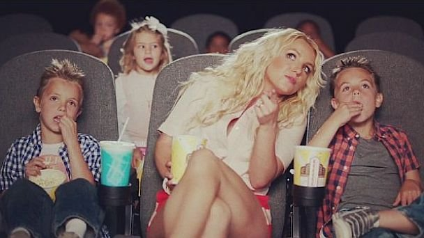 Cute Photo: Britney's Boys In New Music Video (ABC News)