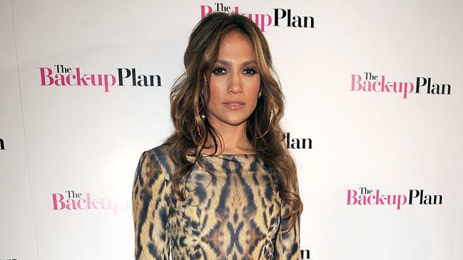 Jennifer Lopez Back Up Plan Fashion Report Card 2010