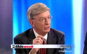 Actually George Will's Been Obsessed with Race for a Long Time