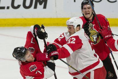 NHL schedule: Senators take on Red Wings, Canucks face Jets
