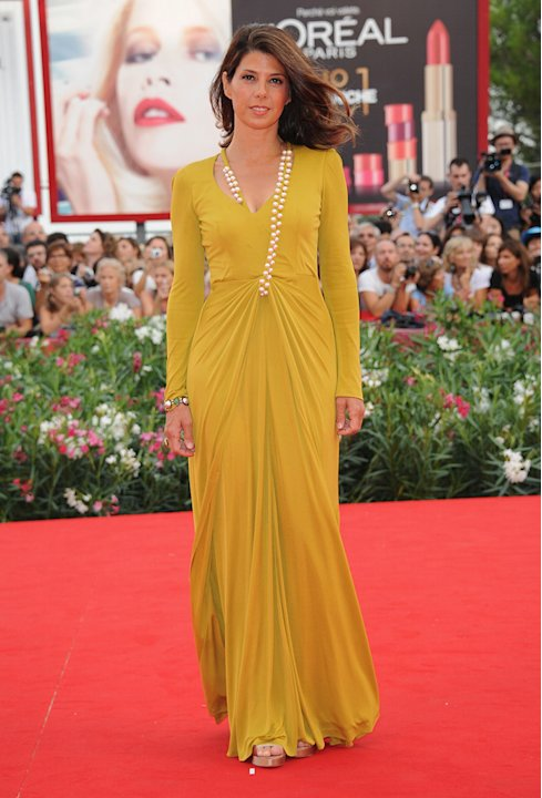 Year in review 2011 Best Red Carpet Looks Marisa Tomei