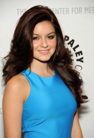 Ariel Winter arrives at premiere of 'Batman: The Dark Knight Returns - Part 1' at The Paley Center for Media in Beverly Hills, Calif. on September 24, 2012 -- Getty Premium