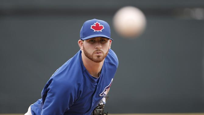 Hutchison strong as Blue Jays blank Phillies