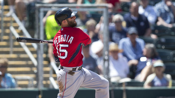 Hughes, Buchholz look sharp in Twins-Red Sox 4-4 tie