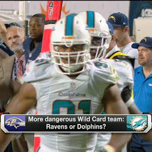 More dangerous wild-card team?