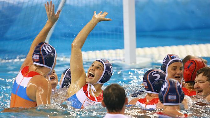 Olympics Day 13 - Water Polo